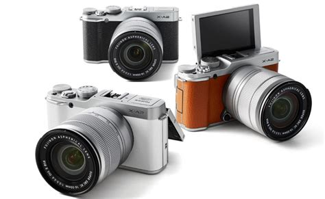 Kamera Fujifilm X Series fujifilm officially announces new x a2 entry level x series gets its rev slr lounge