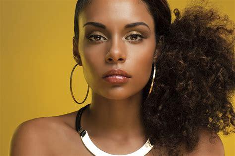 how to apply blush to african american girls eye makeup how to apply makeup african american you mugeek vidalondon