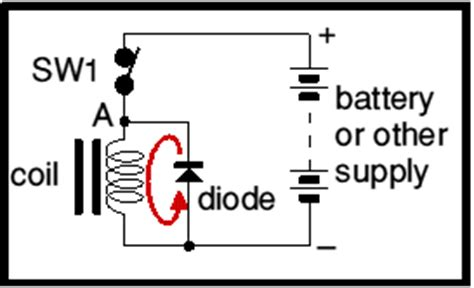 what are catching diodes 4qd tec electronics archive