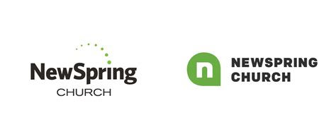 Brand New: New Logo and Identity for NewSpring Church done