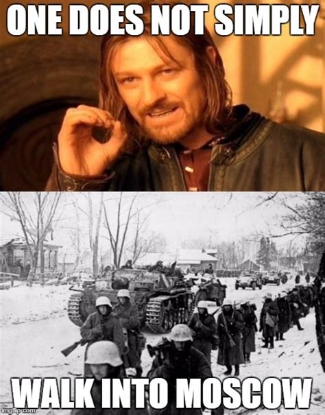Two Picture Meme Maker - boromir walk into moscow imgflip