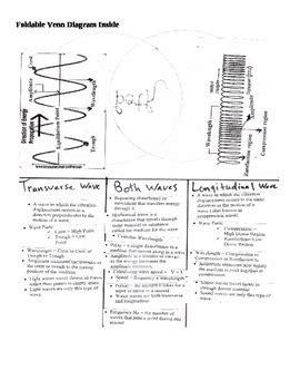 venn diagram of transverse and longitudinal waves compare and contrast longitudinal and transverse waves by