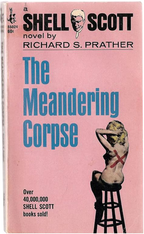 Shell The Meandering Corpse 1967 101 books with corpse in the title