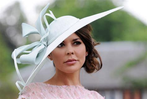 royal ascot hats danielle bux at royal ascot the best hats at royal ascot