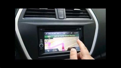 Suzuki Sx4 Navigation System Suzuki Sx4 S Cross System Und Navigation
