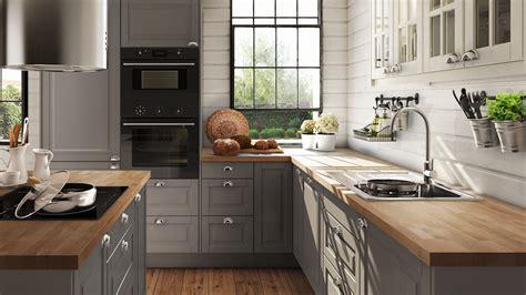 ikea küche kallarp wohnzimmer rot weiss schwarz