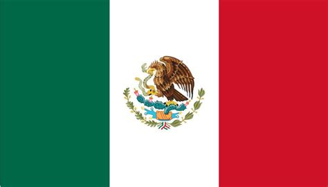 What Is The Interior Of Mesoamerica Like Mexico Flag Coloring Pages Kids