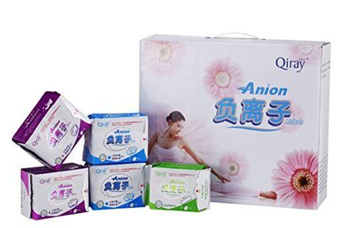 Anion Day By winalite qiray anion sanitary napkin day overnight