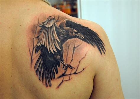crow tattoos designs ideas and meaning tattoos for you