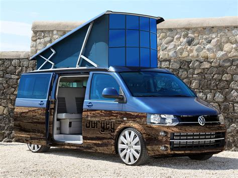 VW California technical details, history, photos on Better Parts LTD