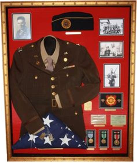 62 best shadow boxes and display cases images on pinterest 1000 images about framing military uniforms on pinterest