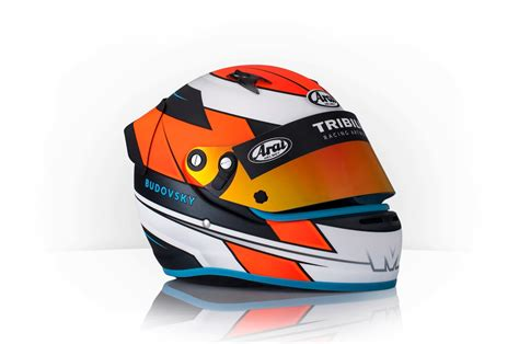 design car helmet racing helmets garage arai sk 5 m budovsky 2013 by