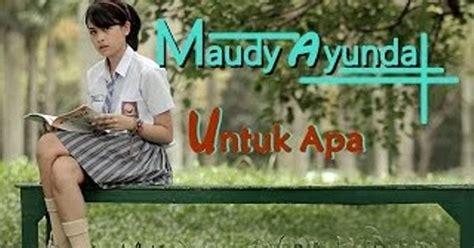 download mp3 dangdut untuk apa lagi untuk apa maudy ayunda koleksi mp3