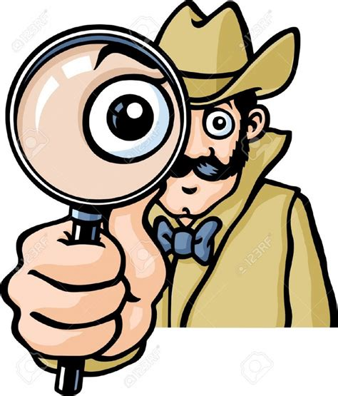 detective clipart detective clipart clipartion