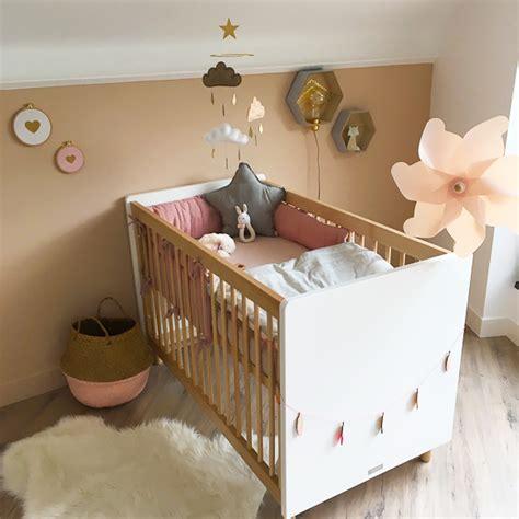 Merveilleux Chambre Petite Fille Rose #7: chambre-bebe-beige-1.jpg