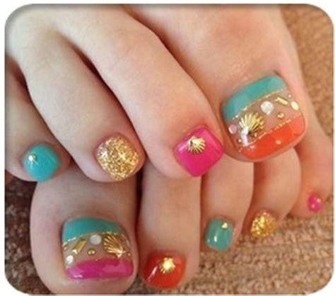 imagenes de uñas bonitas para los pies las imagenes de u 241 as acrilicas para pies mas lindas