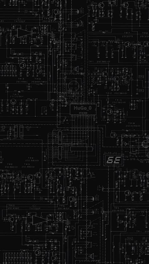 Circuit Board Wallpaper Iphone 6 7 5 Xiaomi Redmi Note F1s Oppo S6 S7 コンピューター回路っぽいスマホ壁紙 iphone8 スマホ壁紙 待受画像ギャラリー