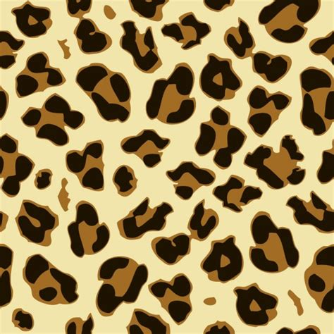 cheetah template leopard cheetah and tiger patterns vector tiles