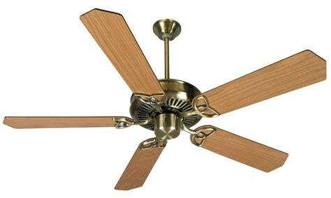 craftmade ceiling fan craftmade cxl ceiling fan cxl52ab in antique brass