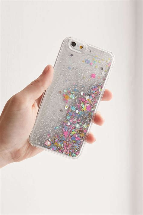 shake me glitter iphone 6 6s phone tech and phone accessories