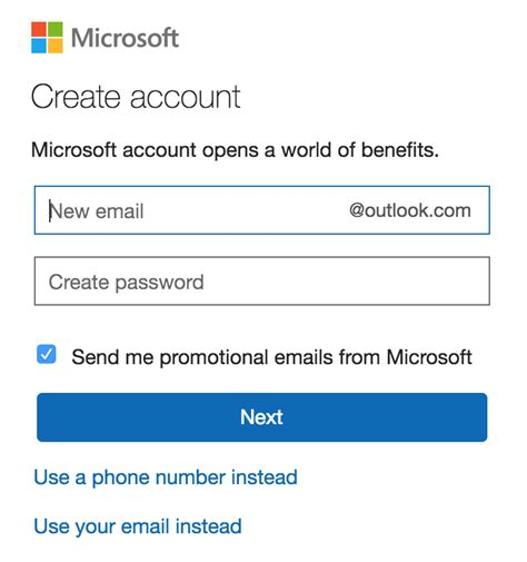 Search Available Email Addresses Create New Email Address At Outlook Ask Dave
