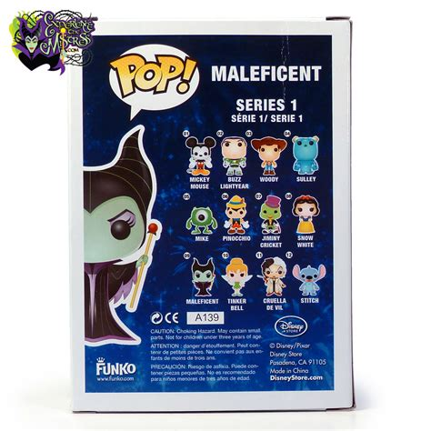 Pop Series funko disney pop series 1 vinyl figure 9 maleficent