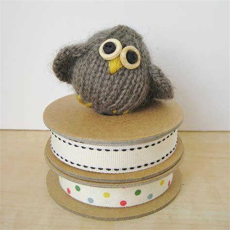 knitting pattern owl toy little owl toy knitting pattern on luulla