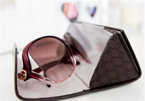 Designer Of The Moment Gucci by Gucci Sunglasses Review Price Oversized Fit