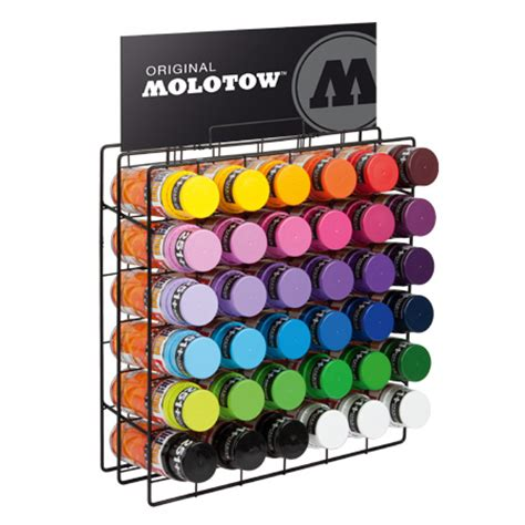 Airbrush Paint Rack by Primo Accessories