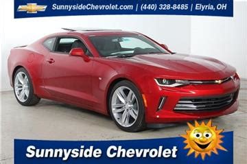 Matia Chevrolet Sunnyside Chevrolet Used Cars Elyria Oh Dealer