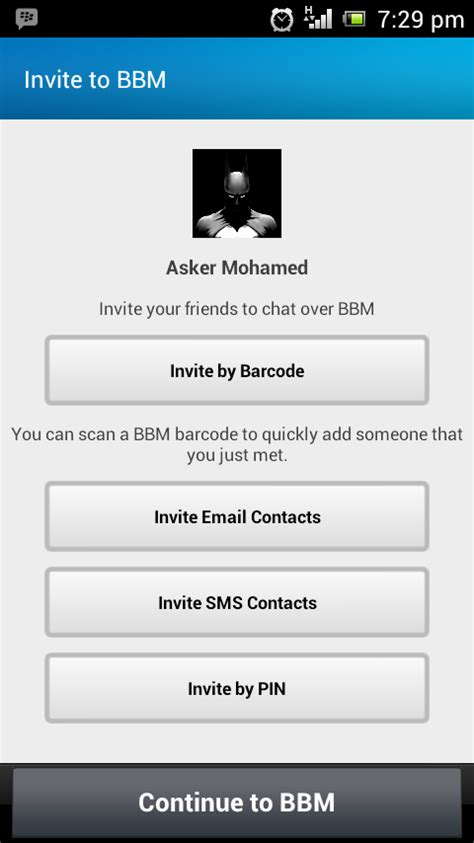 bbm messenger for android blackberry messenger for android bbm a walk through geeklk