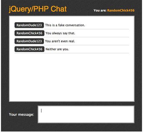 xmpp tutorial javascript 10 jquery chat plugins jqueryhouse
