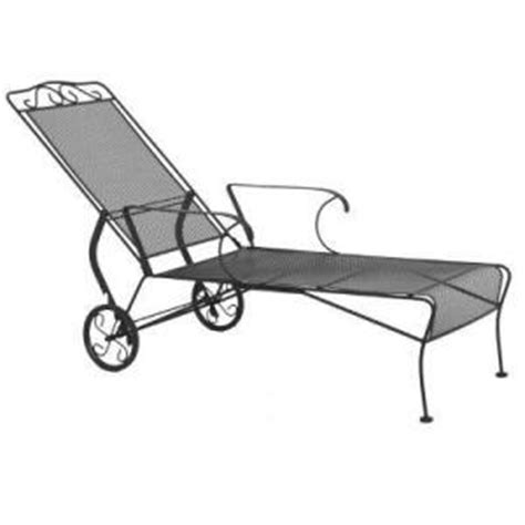 wrought iron chaise lounge home depot iron chaise lounge wrought iron chaise lounge on