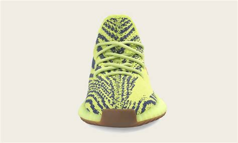 Fast Po Adidas Yeezy 350 V2 Semi Frozen Yellow Ua Version adidas yeezy boost 350 v2 semi frozen yellow b37572 official images sole collector