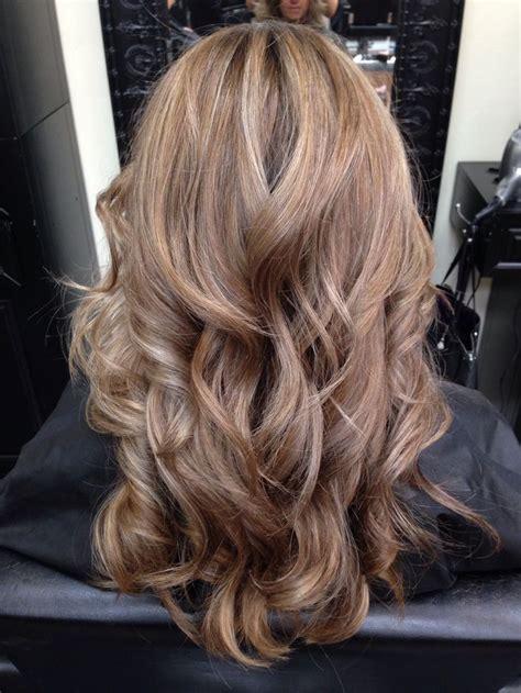 pictures of blonde hair with dark lowlights 1000 ideas about dark blonde hairstyles on pinterest