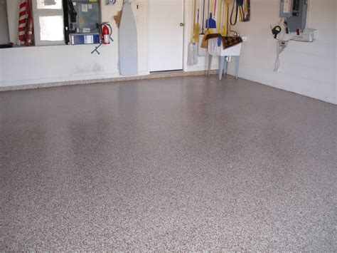 coating garage floor