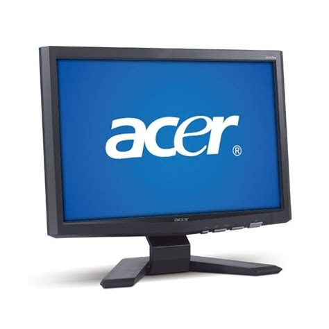 Monitor Acer X163w vendo monitor lcd acer 15 6 quot widescreen ref x163w quot nuevo quot laneros