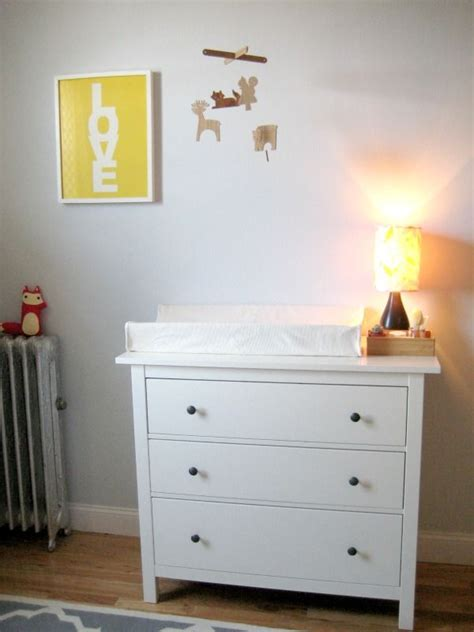 Hemnes Dresser Changing Table by Hemnes Dresser As Baby Change Table For The Home