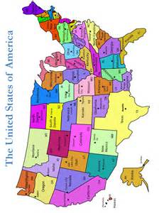 printable us map for elementary school 50 states capital cities worksheets for
