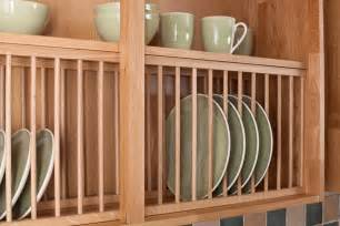 Kitchen Cabinets Plate Rack by Solid Wood Oak Plate Rack Wood Kitchen Plate Racks