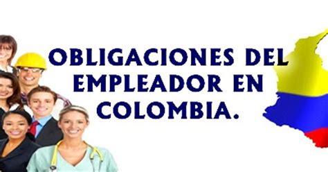 porcentaje de pension del empleador en colombia dsa revisores fiscales obligaciones del empleador en