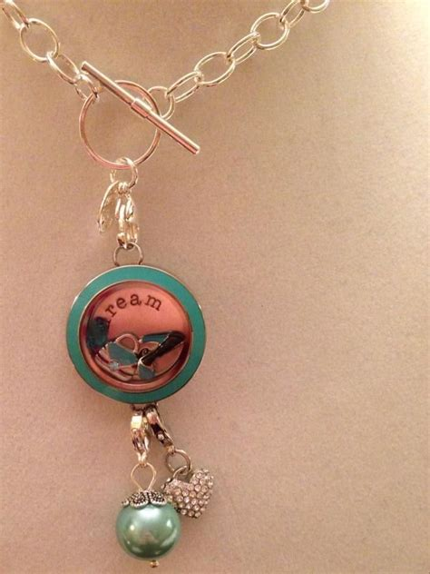 Origami Owl Locket Necklace - 30 best images about origami owl ideas on ux
