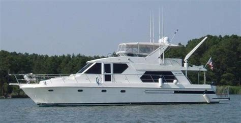 old used boat loans 2002 grand harbour pilothouse power boat for sale www