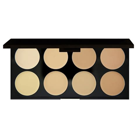 Maybelline Ultra Cover makeup revolution ultra cover conceal palette light
