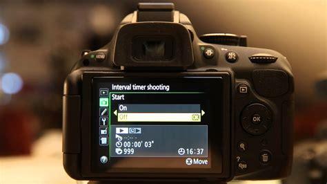 tutorial video nikon d5200 nikon d5200 intervalometer settings tips youtube