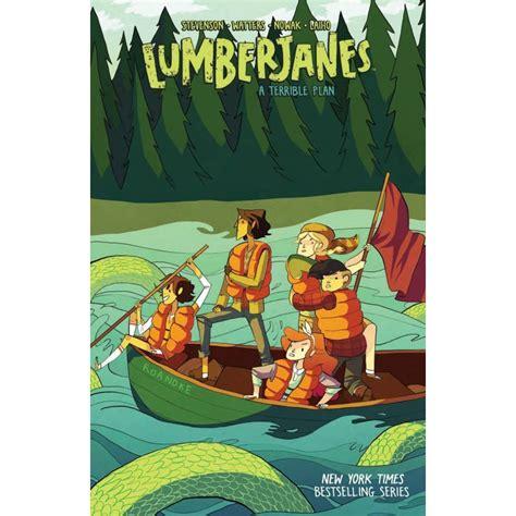 lumberjanes vol 3 terrible plan album