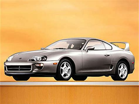 Toyota Supra 1998 Price 1998 Toyota Supra Reviews Specs And Prices Cars