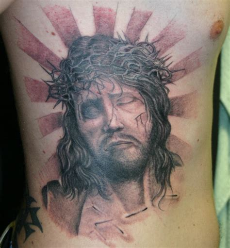 tattooed jesus jesus tattoos designs ideas and meaning tattoos for you