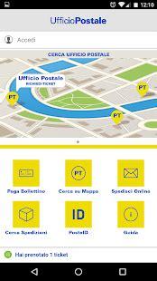 poste cerca ufficio ufficio postale app android su play
