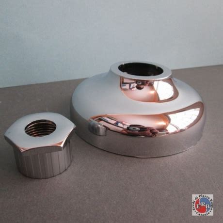 cassette scarico pucci pucci rosone per pulsante esterno per cassetta 6 8 lt in